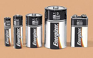 Afbeeldingsresultaat voor Welke verschillende soorten batterijen zijn er?