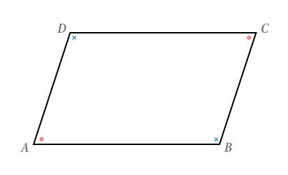 foto van parallellogram